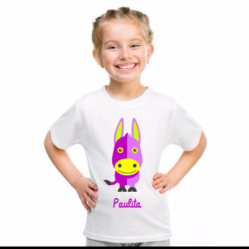 Personaliza remeras para niños con Merchandar