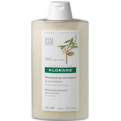 klorane capillaire shooing au lait d amande 400ml pharmacie
