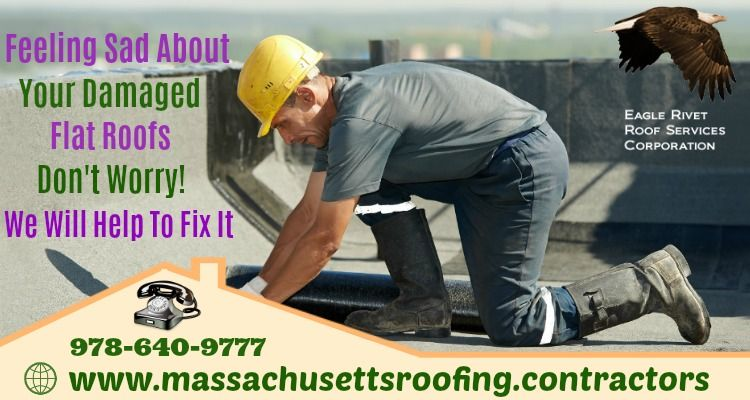 Are You Worrying About Your Damaged Roofs In Massachusetts Our Experts Provide Affordable And Durable Solution Roof Repair Commercial Roofing Roofing Services