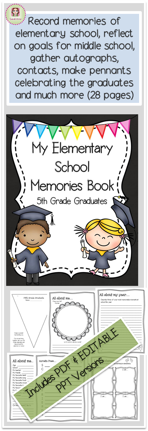 memoirs for middle school pdf