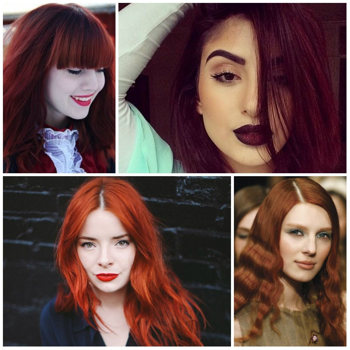 Red Hair Colors For Cool Skin Tones Best Hair Color For Dark Skin Women Check More At Http Frenzyhairstudio Com Red Hair Colors For Cool Sk Hair Hair Cabelo