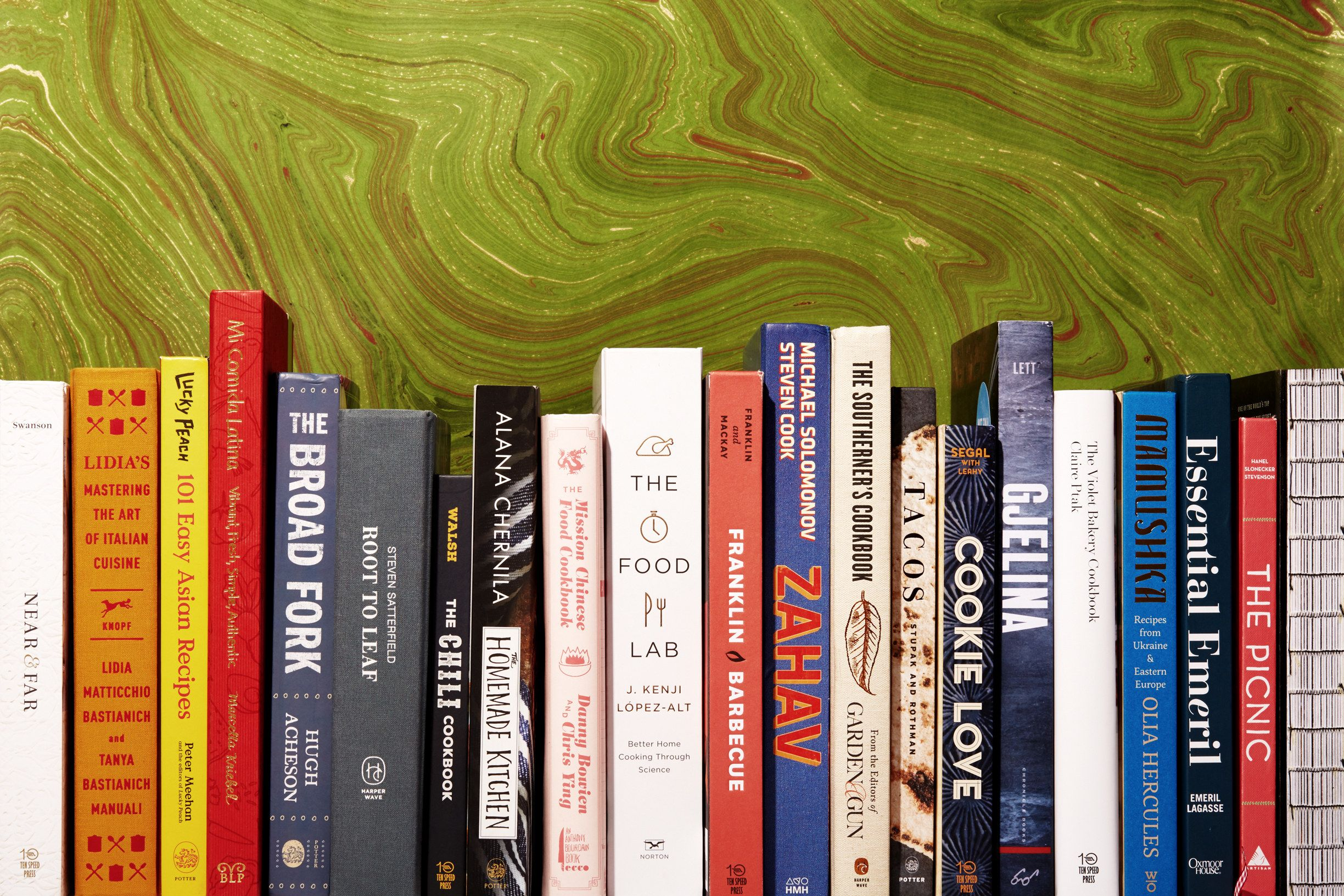The 21 Best Cookbooks of 2015