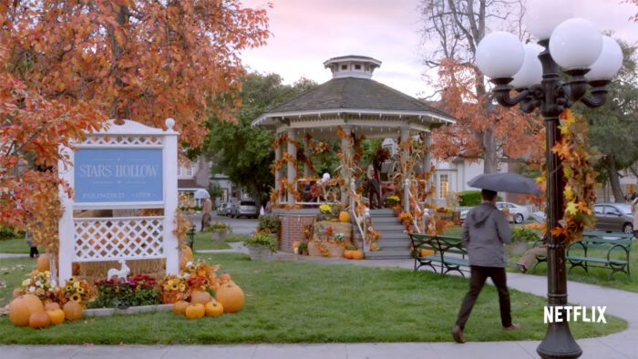 You Can Visit Stars Hollow From Gilmore Girls at Warner Bros. Hollywood
