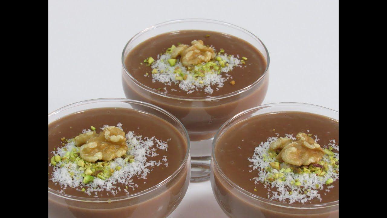 تحلية رمضان سريعة بنصف لتر حليب بدون نشا طعم يجنن وبمنتهى السهوله فى ٥ د Food Desserts Pudding