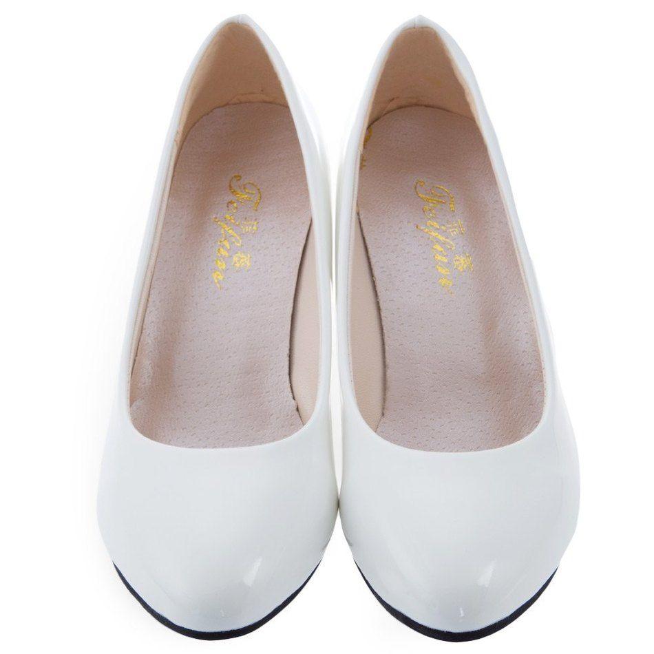 Women Elegant Low Heel Shoes Price $15 99 & FREE Shipping