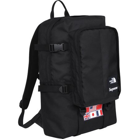 fc9fbba8b Black The North Face/Supreme Expedition Medium Day Pack Backpack ...