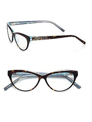 250bf8d249f Kate Spade New York Abena Cat s-Eye Reading Glasses...someone buy me ...