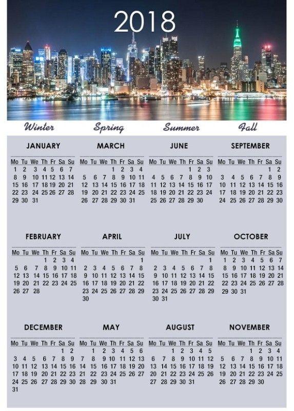 87 Fascinating Printable Calendar Templates Pouted Com Printable Calendar Template Calendar Template Wall Calendar Design
