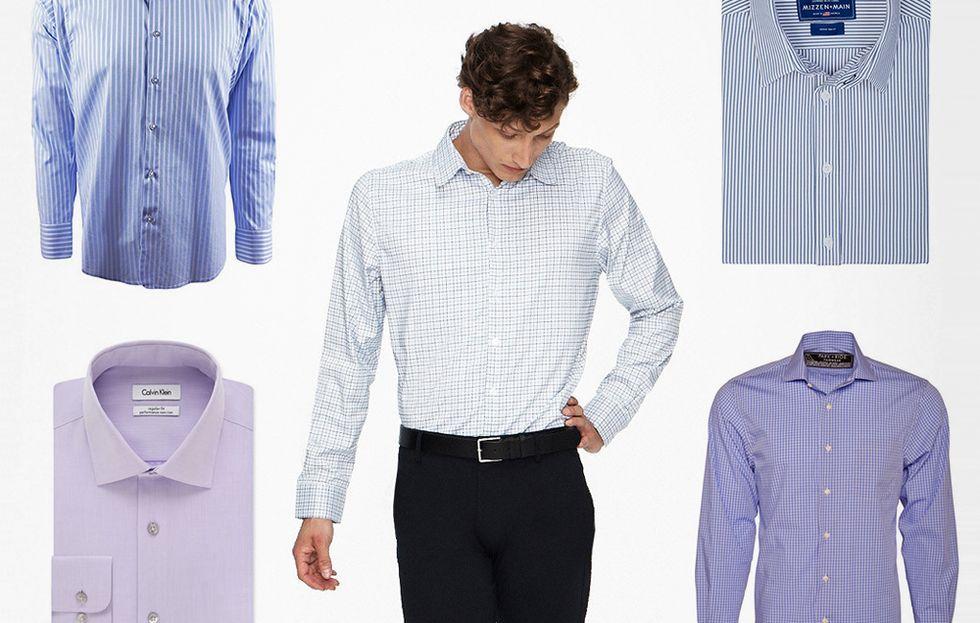 5 cool dress shirts that you wont sweat through shirts