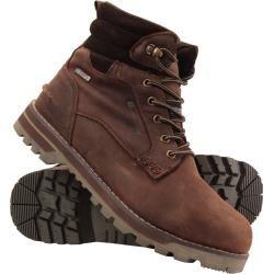 Photo of Shiya Waterproof Men's Winter Boots – Braun Mountain WarehouseMountain Warehouse
