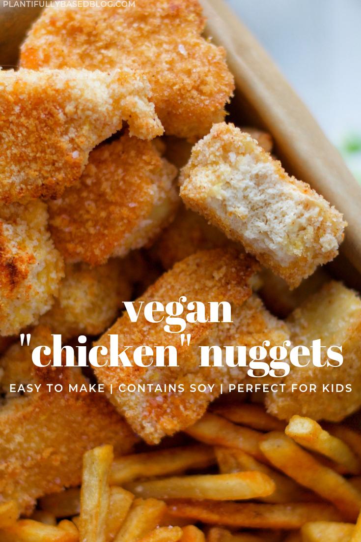 Wordpress Com Vegan Junk Food Vegan Meat Substitutes Vegan Chicken Nuggets