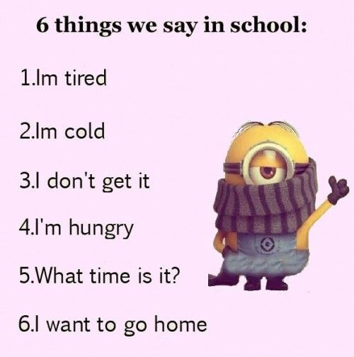 Pin by lindi on minion quotes | Pinterest