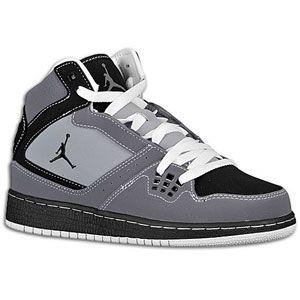 8c5ce0667fd3f5 Jordan 1 Flight - Boys  Grade School - Basketball - Shoes -  Black White Black  75