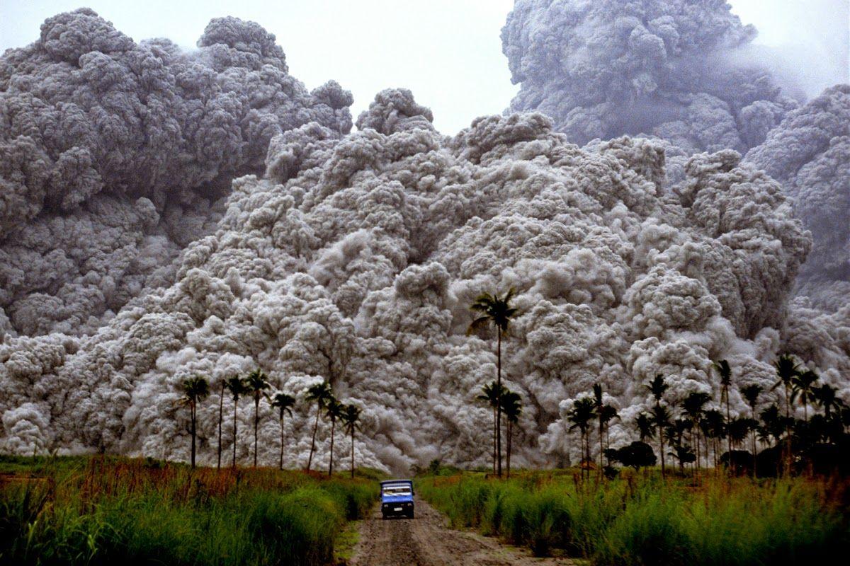 Resultado de imagen para Pinatubo