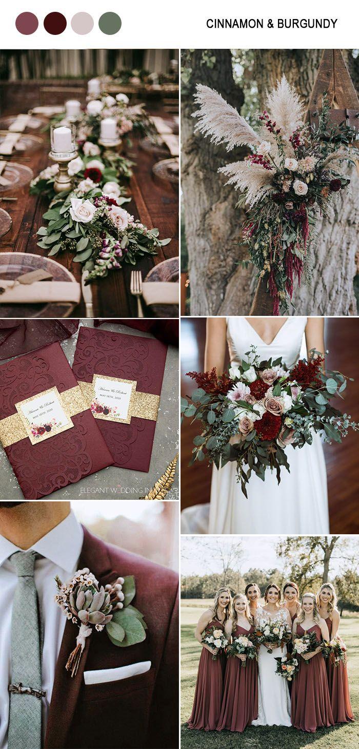 10 Amazing Fall Wedding Colors to Inspire in-Part One – Elegantweddinginvites.com Blog