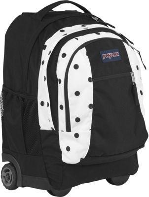 Jansport Driver 8 Wheeled Laptop Backpack Ebags Com Jansport Backpacks Rolling Backpack