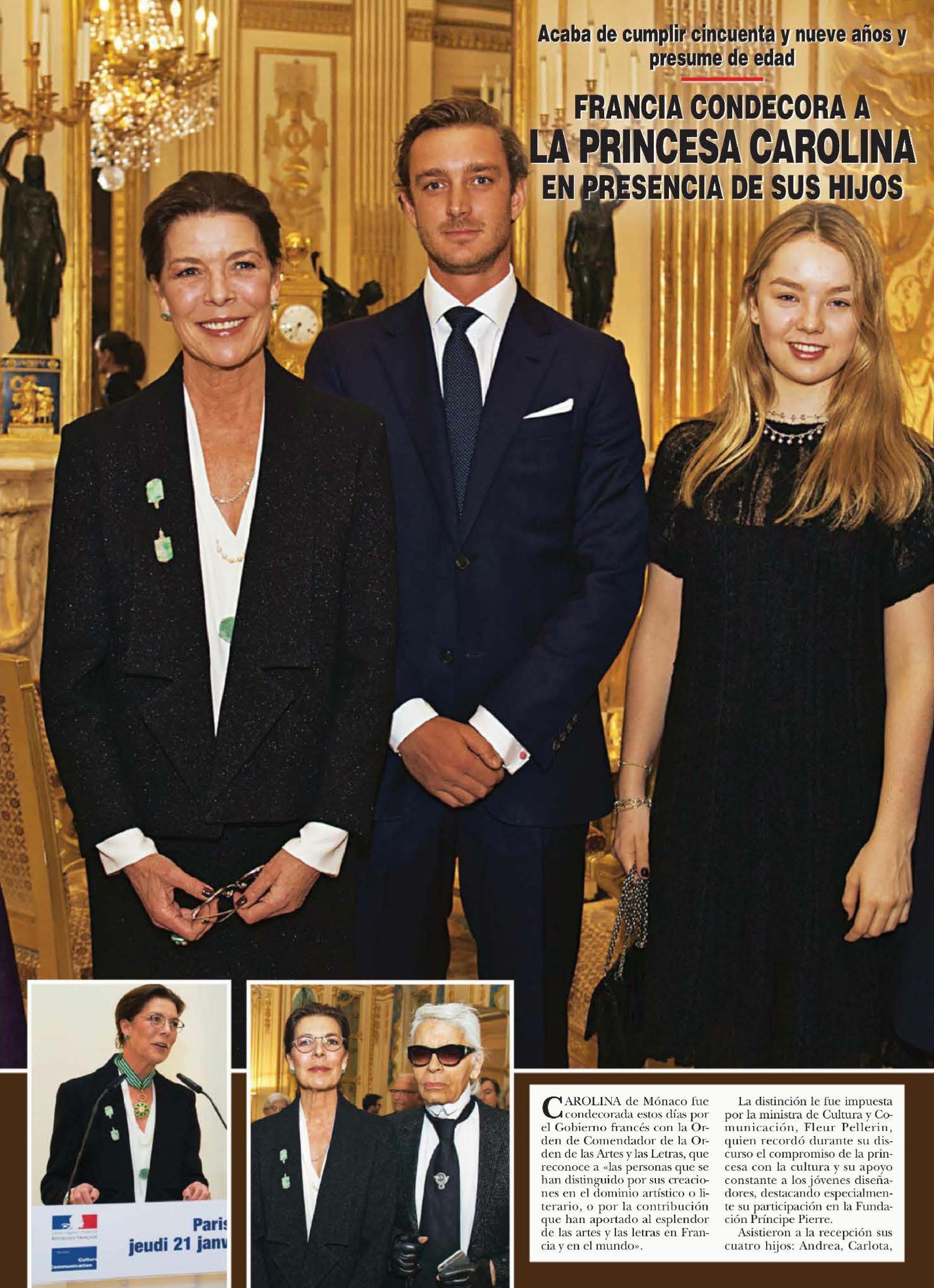 Caroline Monaco Monaco Royal Family Princess Caroline Royal Families Pierre Casiraghi Royalty February Celebrities Families
