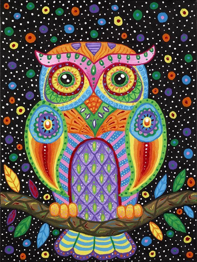Octavia Owl by Liquid-Mushroom on DeviantArt