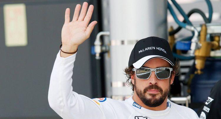 f855844569f Fernando Alonso con sus nuevas Oakley OO9262 SLIVER FINGERPRINT ...