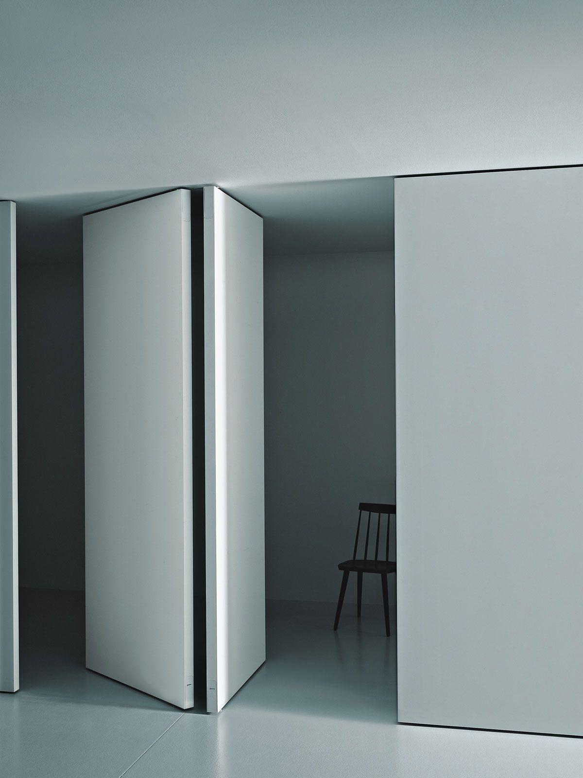Partition wall PIVOT by Porro design Decoma Design | furniture ...