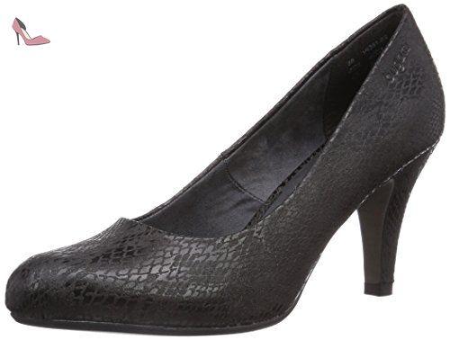 J86351L, Bottes Classiques Femme, Noir (Schwarz 100), 37 EUBugatti