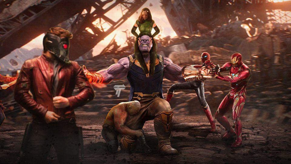Thanos Vs Avengers Artwork Wallpaper 6000x2747 Hd Image Picture Bac5e7fb Avengers Vs Thanos Avenger Artwork Avengers