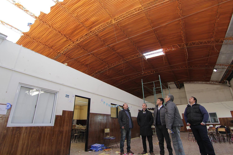 Jorge Macri anunció obras para escuelas provinciales y criticó a Scioli