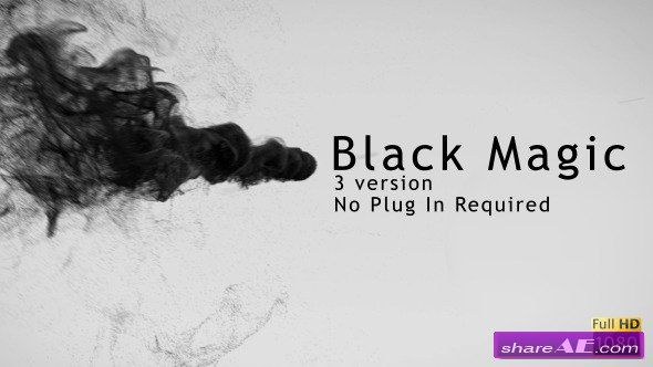 http://shareae.com/after-effects-project/logo-stings/1616-black-magic-after-effect-project-videohive.html
