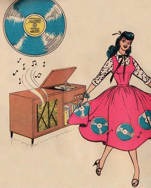 Katy Keene Pin up Parade issue #6 (1955)