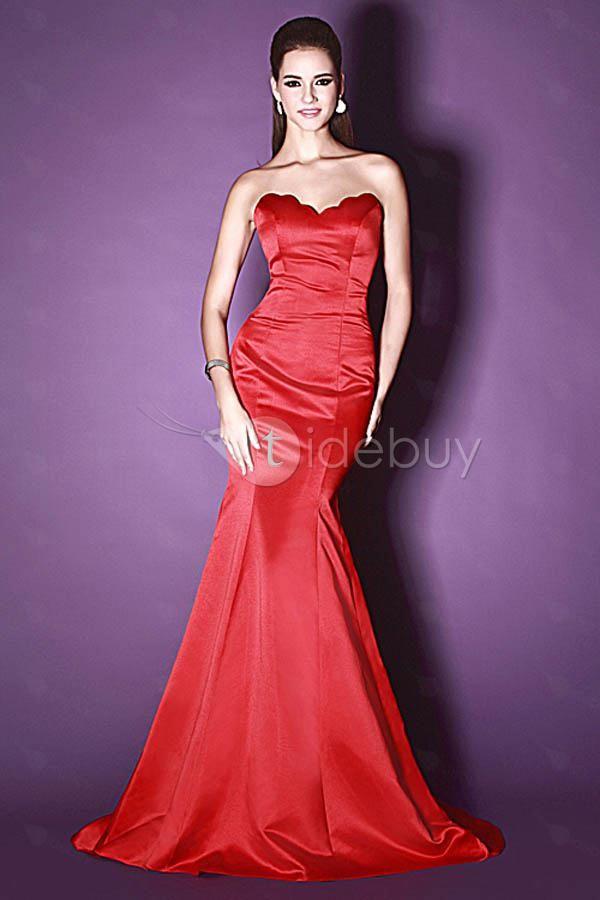 Sexy vestido de noche larga al piso sandra 39 s env o gratuito vestidos largos de noche - Piso sandra ...