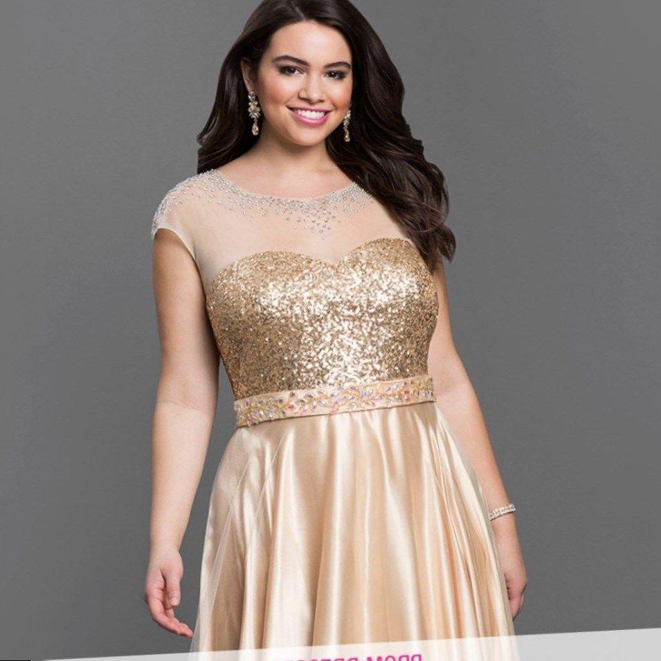 Plus size formal prom dresses letsplusformalplussize