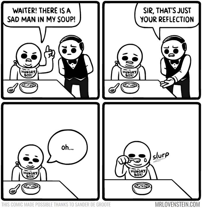 105 Brutally Hilarious Comics For People Who Like Dark Humour