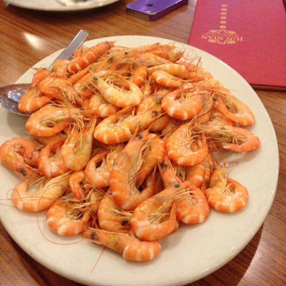 Udang Rebus Food Jun Shrimp