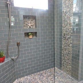 decorations tiles. deliberate grey subway porcelain wall