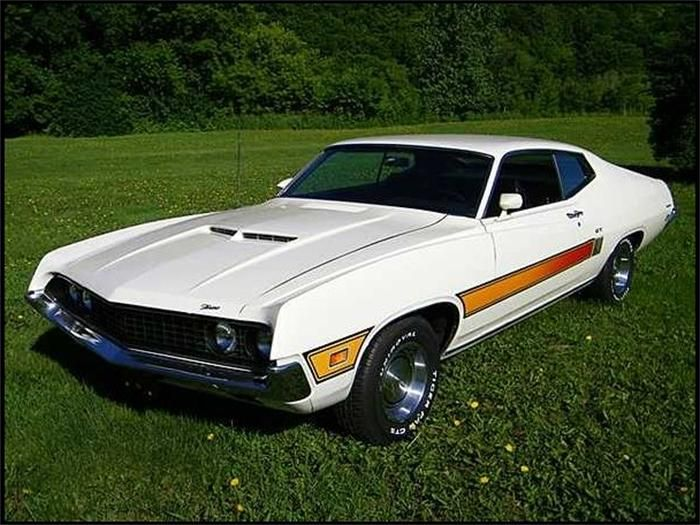 1970 Ford Torino Gt Photo Gallery Classiccars Com Hemmings