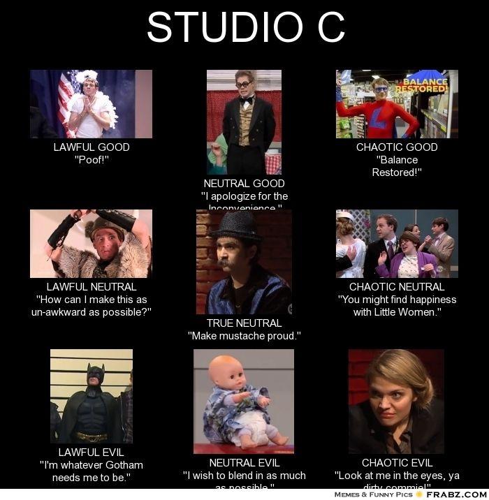 studio c | STUDIO C... - Meme Generator What i do | Fun ...