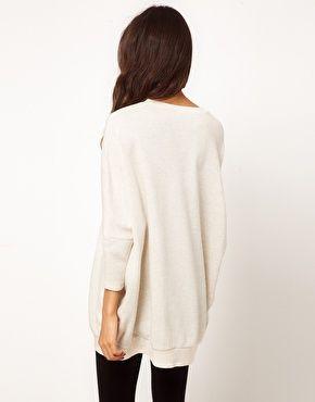Oversized Sweatshirt. | Clothes Horse | Pinterest | Asos online ...