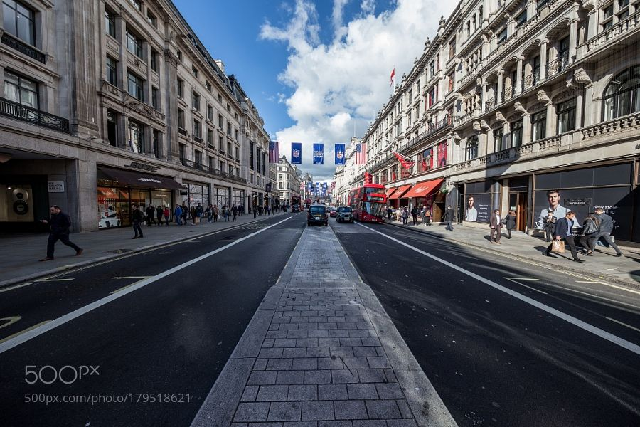 Middle of the Road by Hadrian_Robinson
