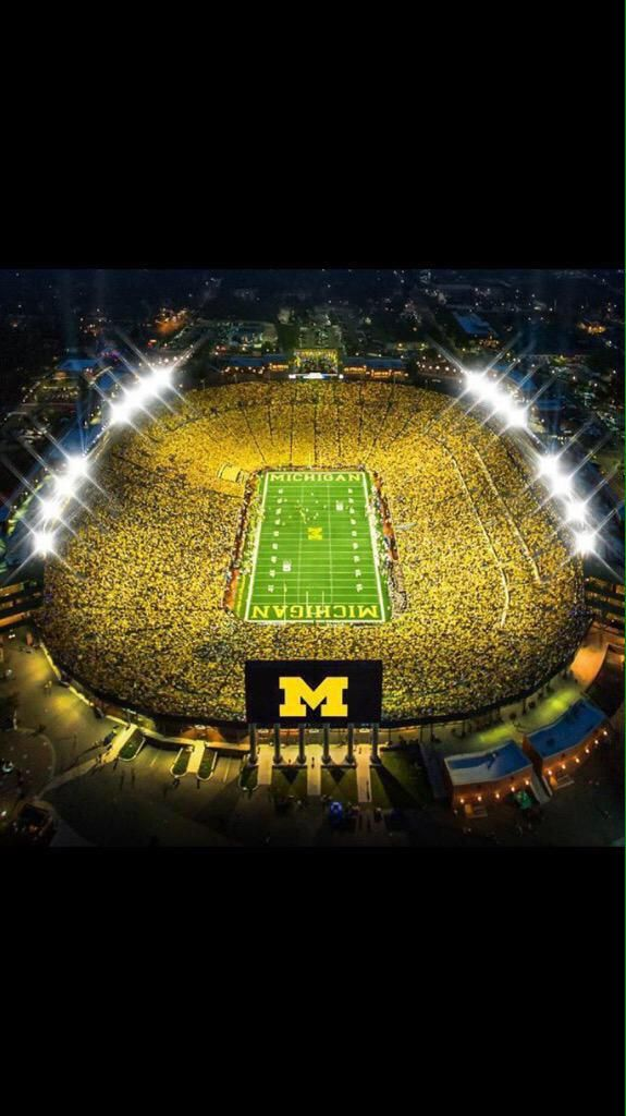 Superior Have Watched Several Football Games At The Big House In Ann Arbor, Michigan  | Come To Lux Lounge In West Bloomfield, MI To Relax With Friends At A U2026