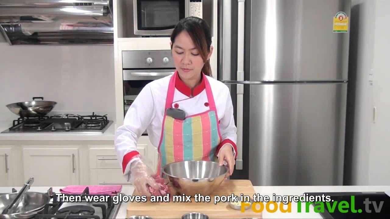 Thai food pork jerky muu dad deaw youtube thai recipes thai food pork jerky muu dad deaw youtube forumfinder Image collections