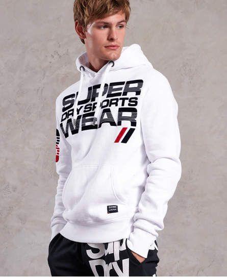 Superdry Sportwear Speed Hoodie | Mens sweatshirts hoodie