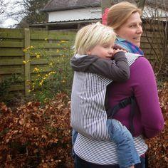 DIY carrier for toddler/pre-schooler
