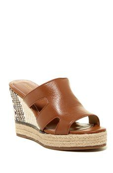 e63d72c92cd Sondra Roberts - Angie Wedge Sandal | Shoes | Wedge sandals, Sandals ...