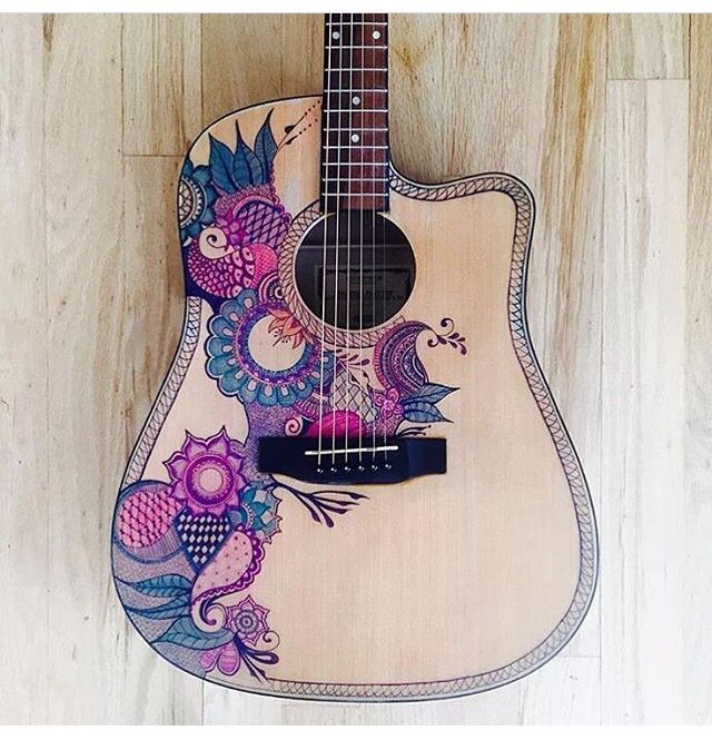 Pin By Jack Butler On Guitar Paint Ideas Guitar Painting Guitar Art Photography