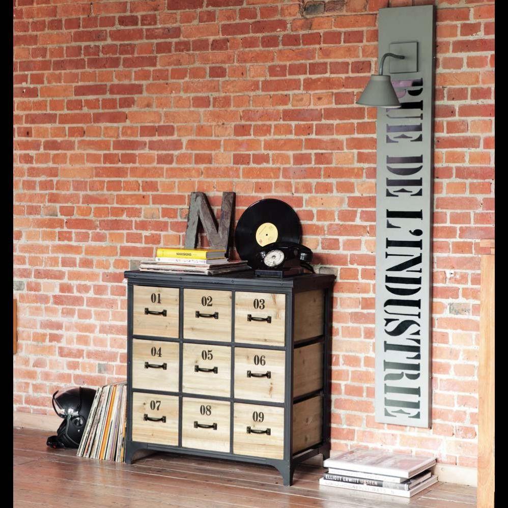Mueble Cd Docks Casa Pinterest Muebles De Madera  # Muebles Ficheros
