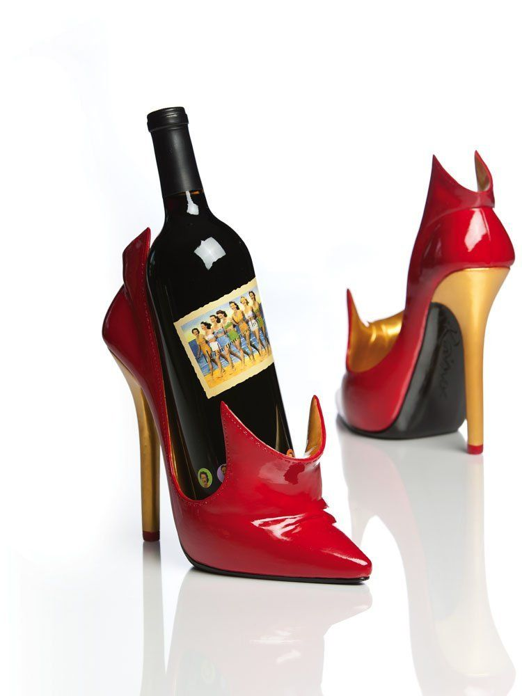 Devilish Wine Bottle Holder By Accent Your Life Wine