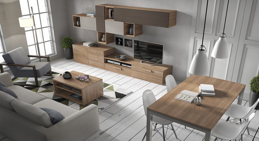 Sal n comedor moderno 168 s30 muebles casanova - Muebles casanova ...