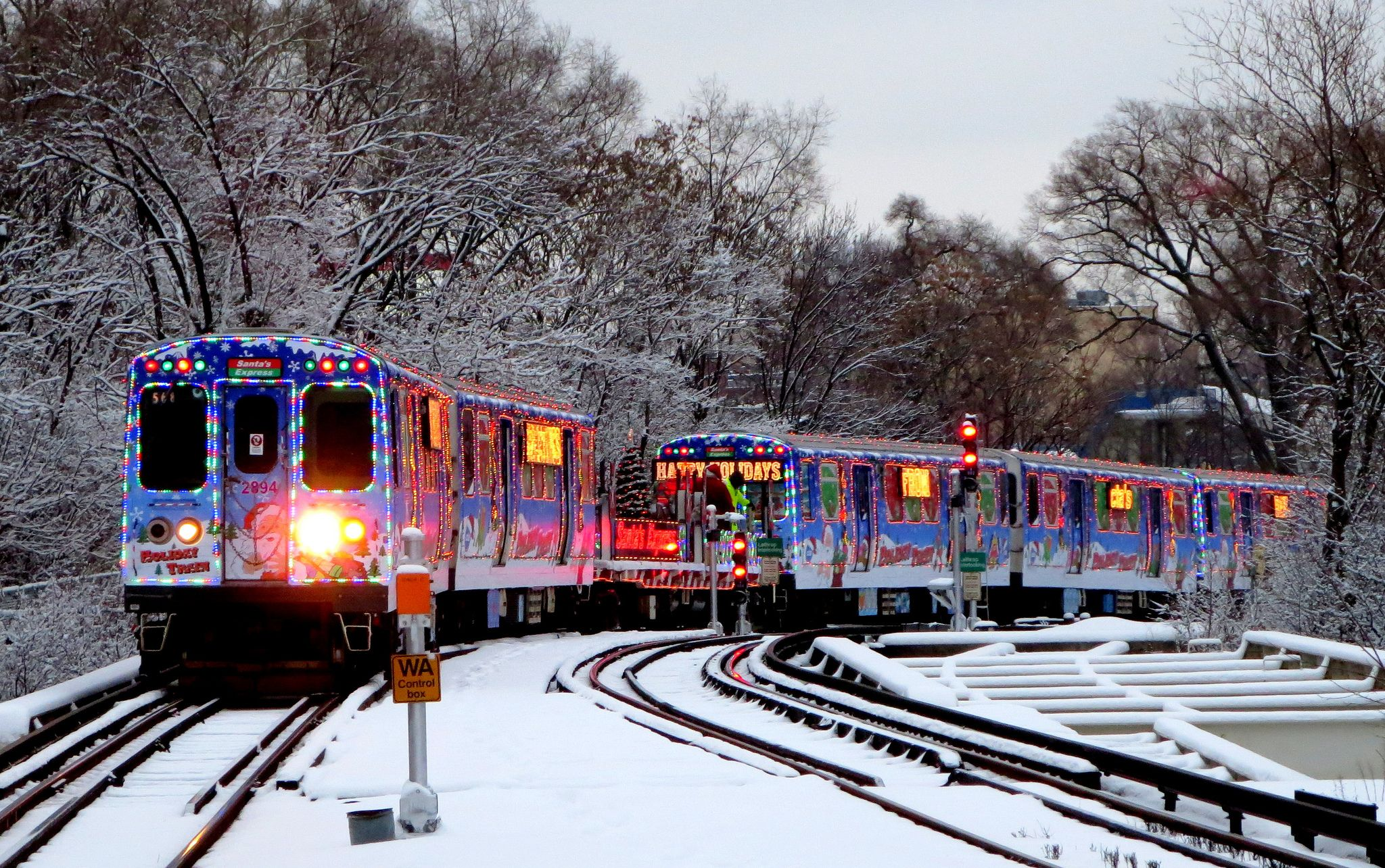 23 Holiday Train Rides To Book Before They Sell Out Train Rides