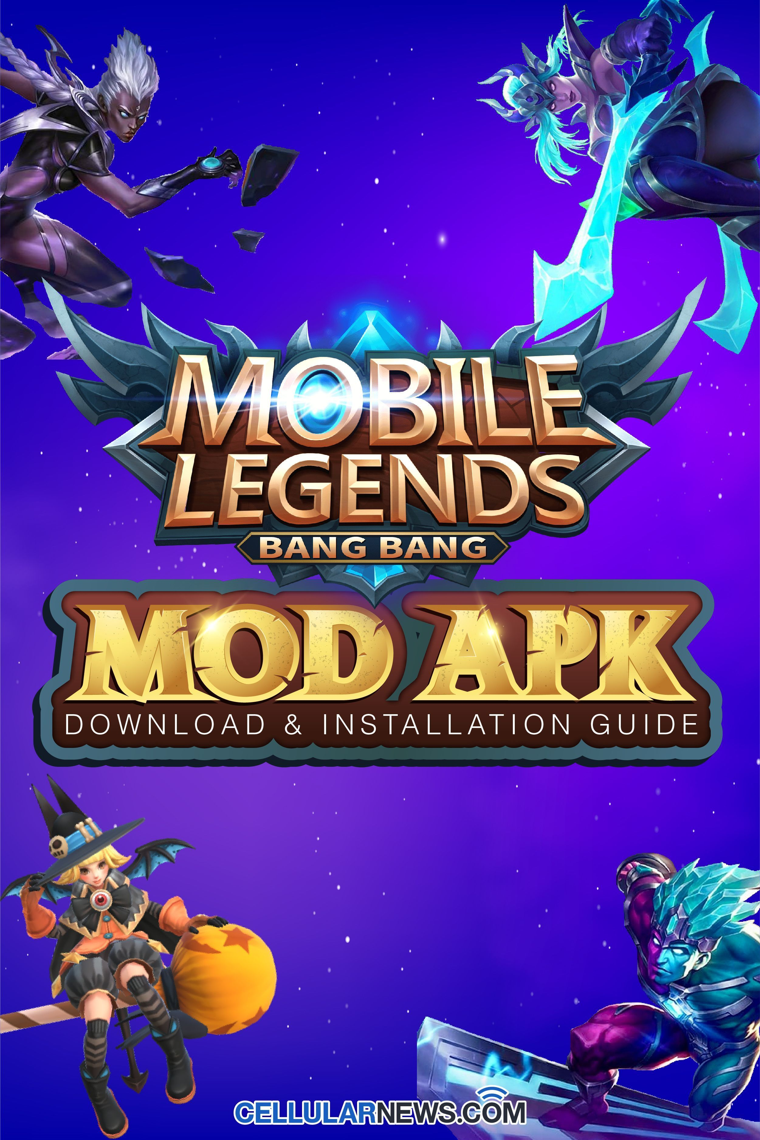 Games Like Mobile Legends : games, mobile, legends, Games