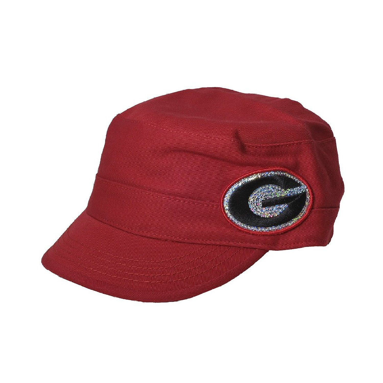 47 Brand Bulldogs sparkly adjustable cadet cap